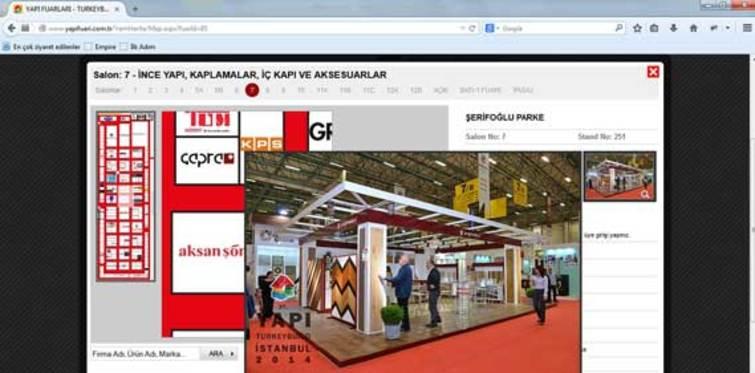 Yapı Fuarı-Turkeybuild sanal ortamda