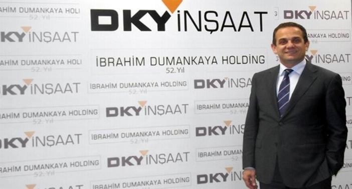 DKY İnşaat, Fiba Holding'in payından aldı