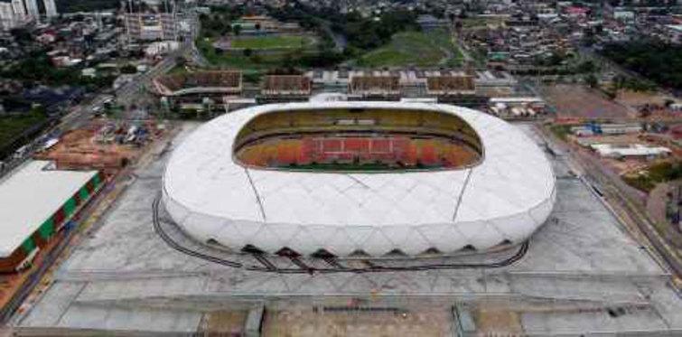 Dünya Kupası 2014 stadyumları