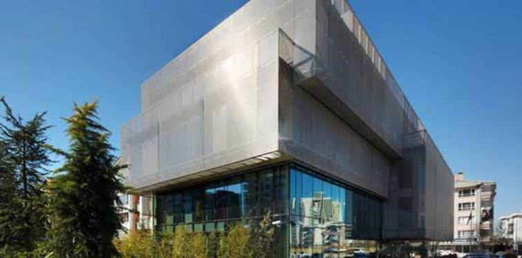TMB Binası'na Platinum sertifikası