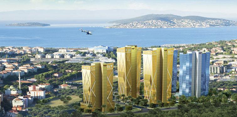 Vazo Kule fiyatları 407 bin TL'den başlıyor