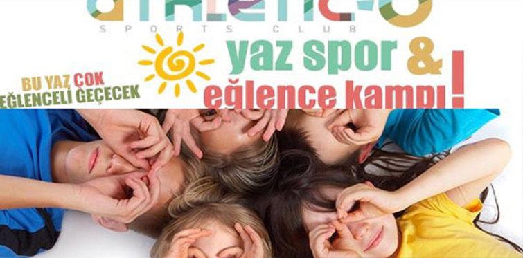 Athletic-O Sports Club yaz okulu açılıyor