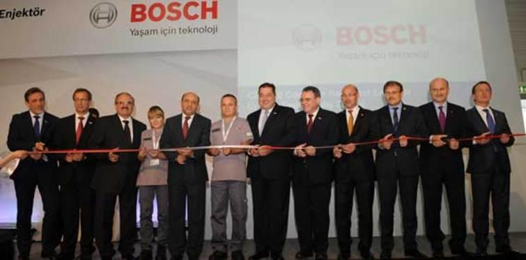 Bosch'tan Bursa'ya dev yatırım