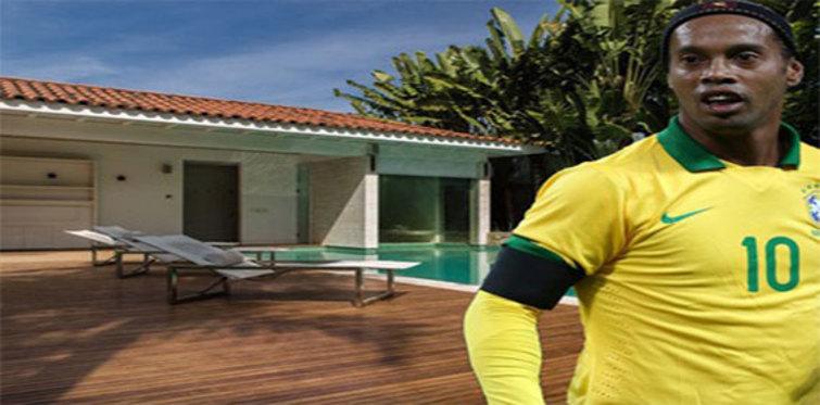 Hangi futbolcu evini taraftarlara kiralıyor?
