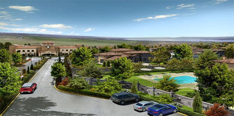 Toskana Vadisi 3. Faz satılık villa
