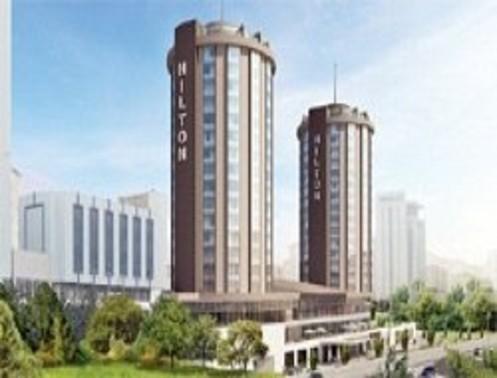 Hilton İstanbul Kozyatağı'nda açılıyor