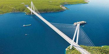 Yavuz Sultan Selim Köprüsü güzergahı neresi?