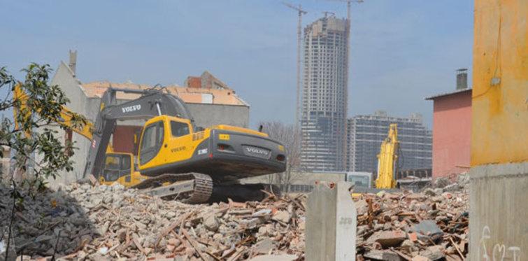 Kentsel dönüşümde İstanbul'un payı büyüyor