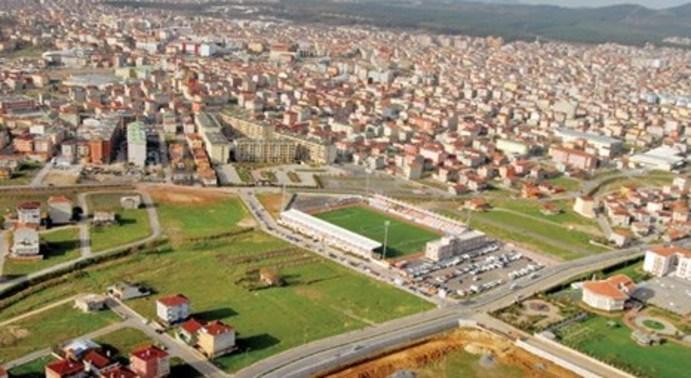 Samandıra'da 705 bin TL'ye satılık arsa