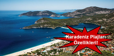 Karadeniz Plajları nerede?