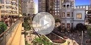 Emaar Square Çamlıca'da inşa ediliyor
