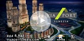 Viaport Venezia'ya nasıl gidilir?