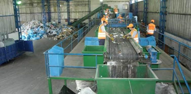 Çöpten 270 bin kişiye elektrik çıktı
