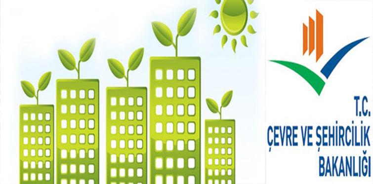 İlk yeşil kamu binası Ankara'da!