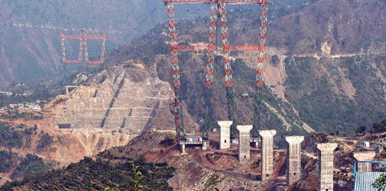 Dünyanın en yüksek otoban köprüsü