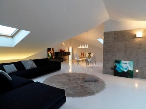 Çatı katında mı yaşamak istiyorsunuz?