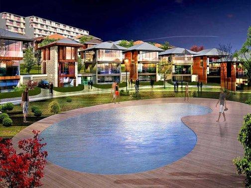 İstanbul'da villa projeleri! 5 bölgede villa keyfi!