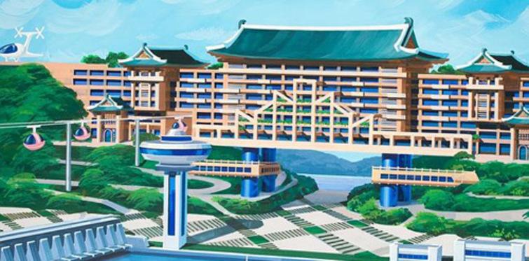 Koreli mimarlar geleceğin binalarını tasarladı