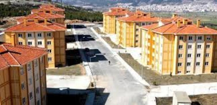 Bolu Kıbrıscık TOKİ Evleri başvuruları 21 Temmuz'da başlıyor