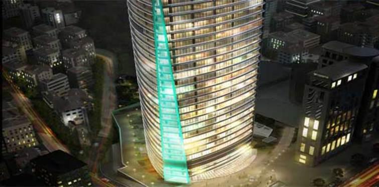 Torun Tower'a LEED Gold sertifikası