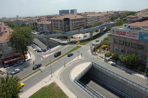 Bakırköy'de icralık bina
