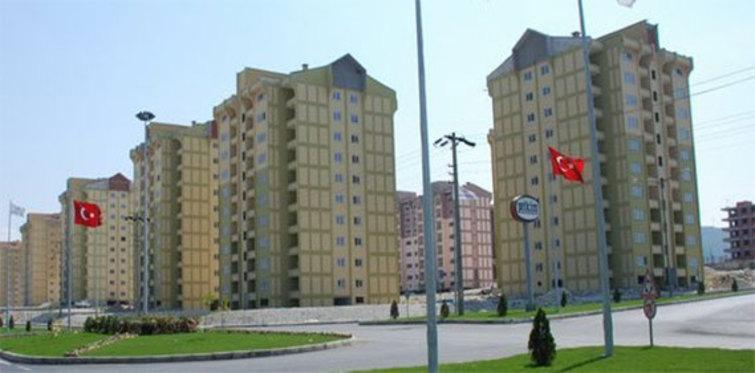 TOKİ Ankara Çubuk Aşağıçavundur Konutları satışta