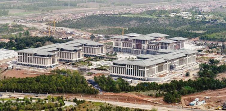 Başbakanlık binası ne zaman bitecek?