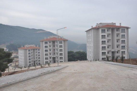Soma Turgutalp TOKİ Evleri başvuruları bugün başladı