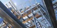 Depreme karşı çelik yapı