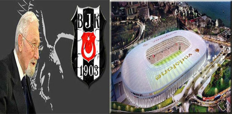 Beşiktaş Vodafone Arena'nın ismi değişecek mi?