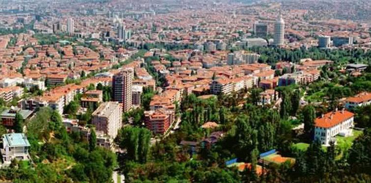 Kızılay'dan kiralık apartman
