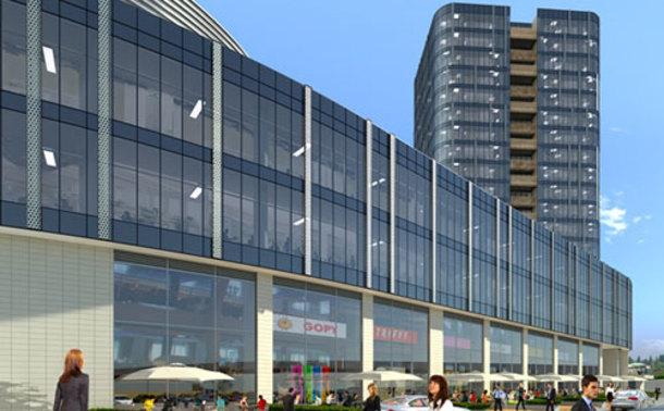 Yeni Başbakanlık binasına komşu proje