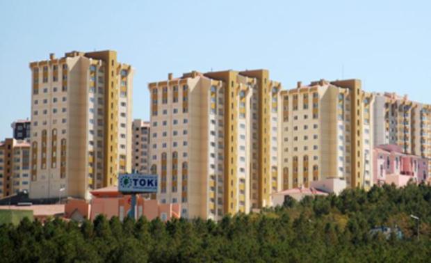 TOKİ Amasya Gümüşhacıköy kura sonuçları