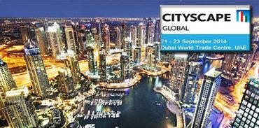 Cityscape Global 2014 için geri sayım başladı