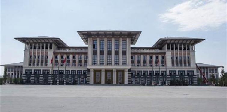 Cumhurbaşkanlığı binasında son durum ne?