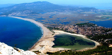İztuzu Plajı nerede?