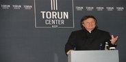 Torun Center mimarı Emre Arolat konuştu