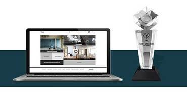 Kaleseramik web sitesine 2 ödül