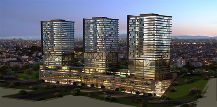 Baysaş İstanbul 216 inşaatına başladı