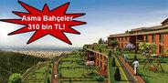 Asma Bahçeler fiyat listesi!