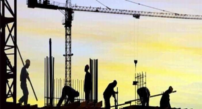 İnşaat sektörü güven endeksi yüzde 1.8 arttı
