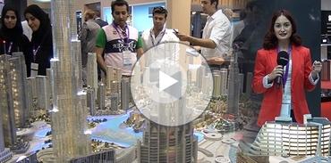 İnşaatçılar projeleriyle Dubai'de şov yaptı
