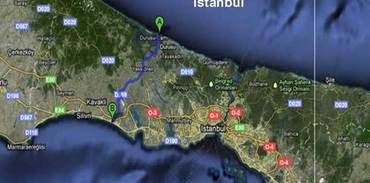 Kanal İstanbul inşaatı için geri sayım