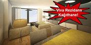 Viva Rezidans Kağıthane fiyatları