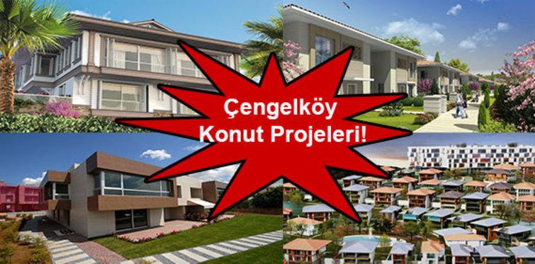 Çengelköy konut projeleri!