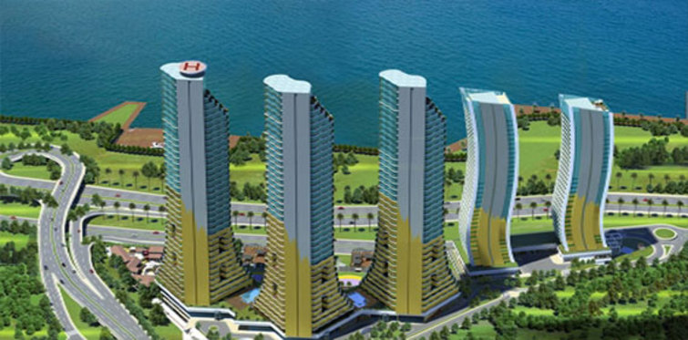 DAP Yapı Kartal Marina projesi