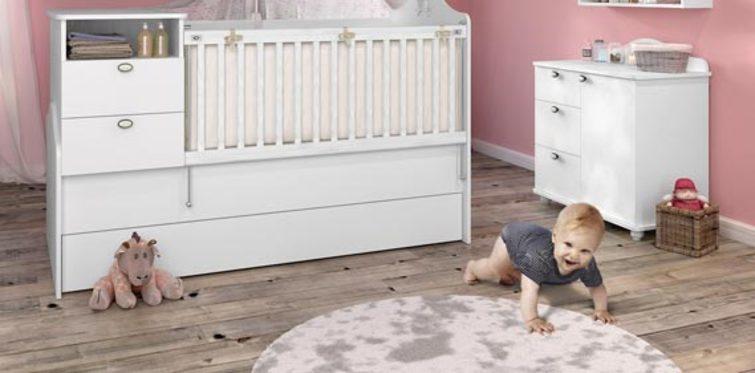 Türkiye'nin ilk sertifikalı bebek odası