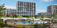 İstanbul Lounge 2 satılık 2+1 daireler!