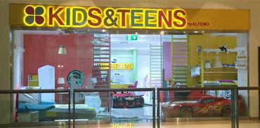 Alfemo, Kids&Teens ile Başkent Abu Dhabi'de