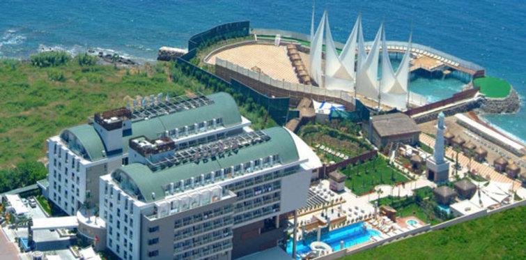 Antalya'da günlük oda fiyatları yükseldi